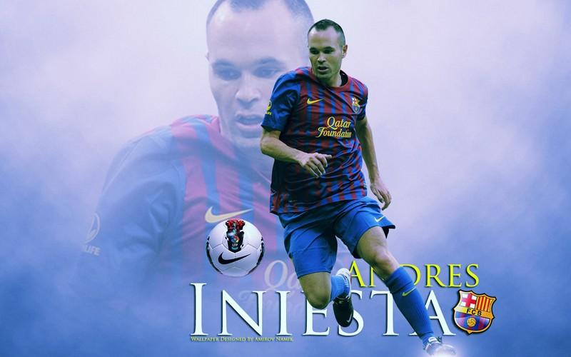 Andres Iniesta  765920575