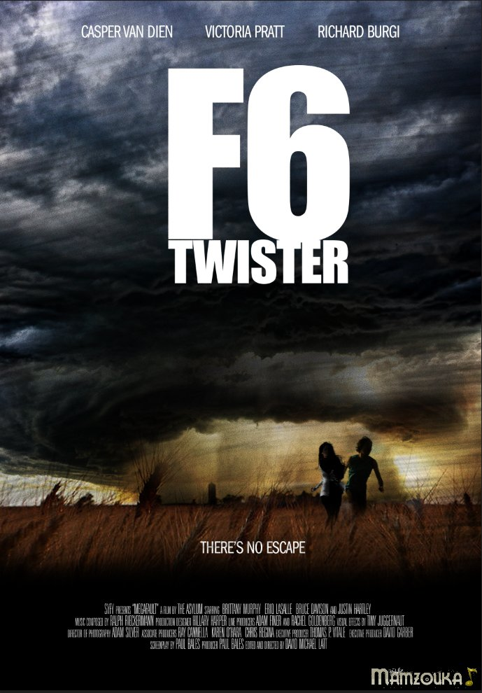 Christmas Twister (2013) [FRENCH] [DVDRiP 1CD]