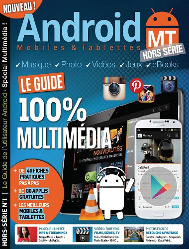 [Multi] Android Mobiles & Tablettes Hors-Série N°1