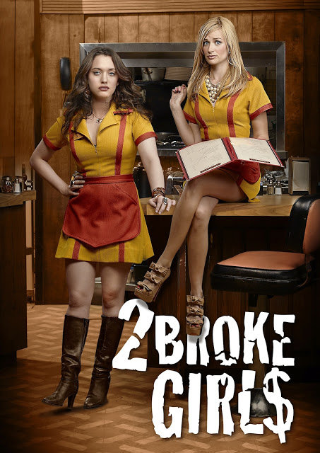 2 Broke Girls [Saison 02 ] [COMPLET] FRENCH] DVDRIP + HD