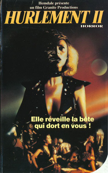 Hurlement II : Horror affiche