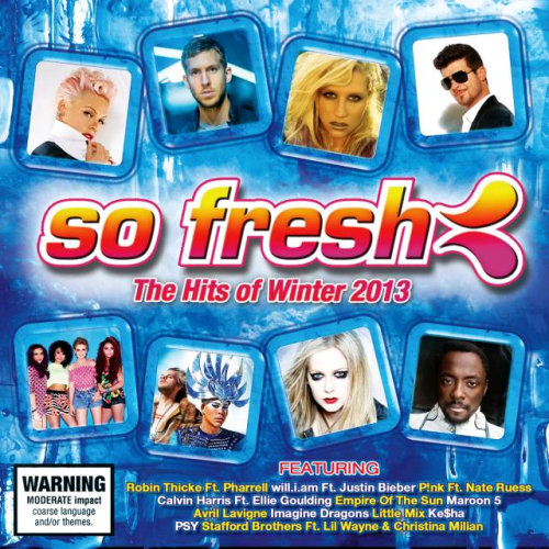 So Fresh The Hits Of Winter (2013) (Flac) [Multi]