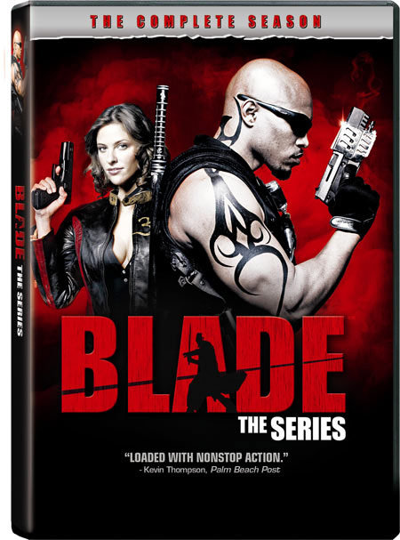Blade: The Series [Saison 01 FRENCH] DVDRIP [Complet]