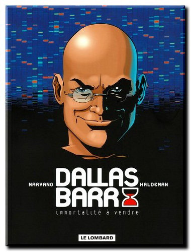 Dallas Barr 11 tomes
