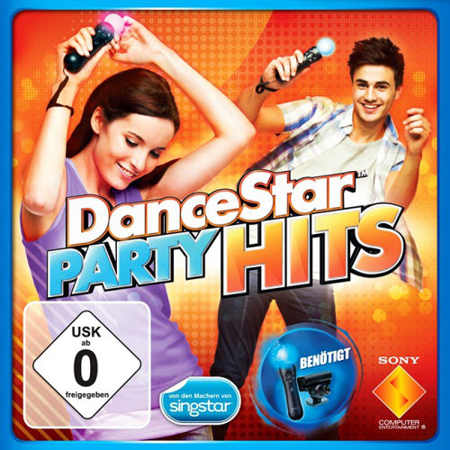 Dance Star Party Hits (October 2013)