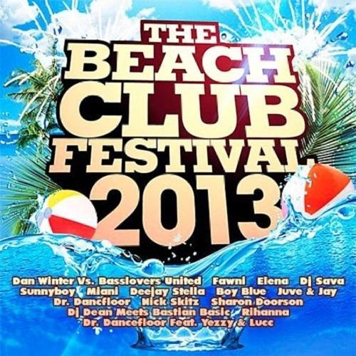 The Beach Club Festival (2013) [Multi]