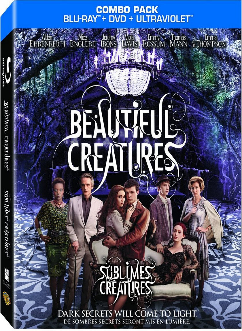 Sublimes cr�atures | Multi | Full Blu-Ray | 2013