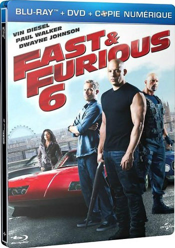 Fast & Furious 6 | Multi (Truefrench) | Full Blu-Ray Remux | 2013