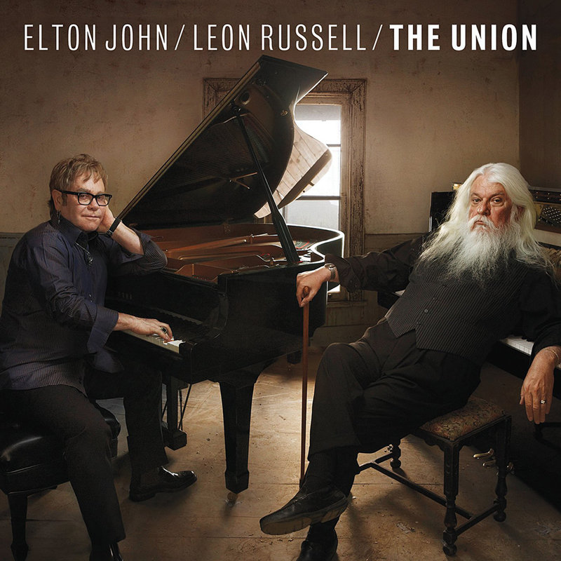 Elton John And Leon Russell - The Union [Multi]