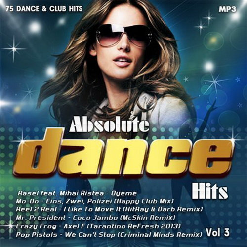 Absolute Dance Hits Vol.3 (2013) [Multi]