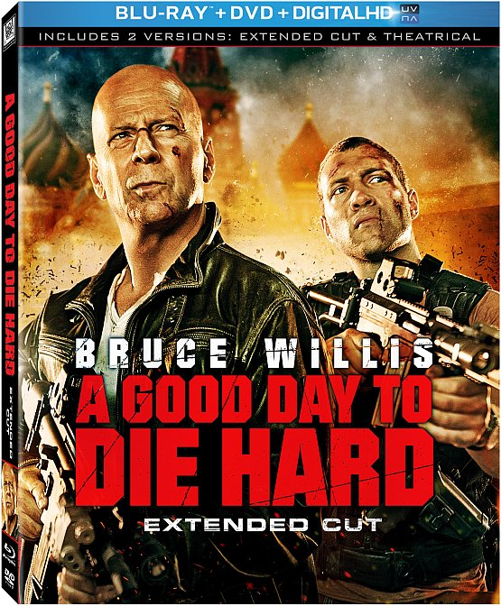 Die Hard : belle journée pour mourir   [FRENCH] [BDRIP] PROPER 1Cd & AC3